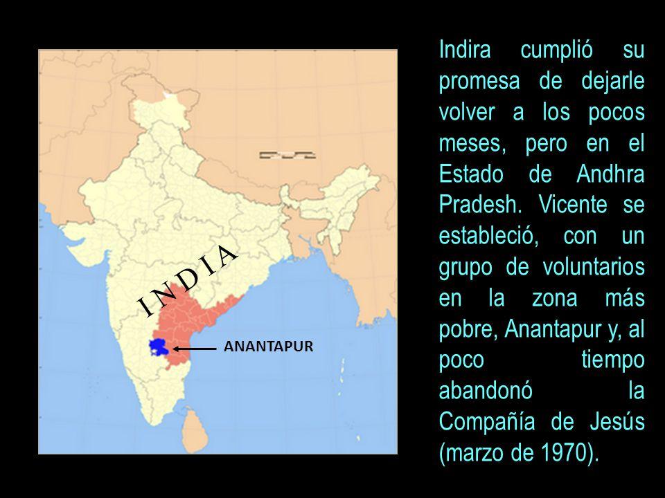 Esto provocó un movimiento de protesta que convenció a la Primera Ministra Indira Gandhi de la necesidad de buscar una solución justa, en reconocimien