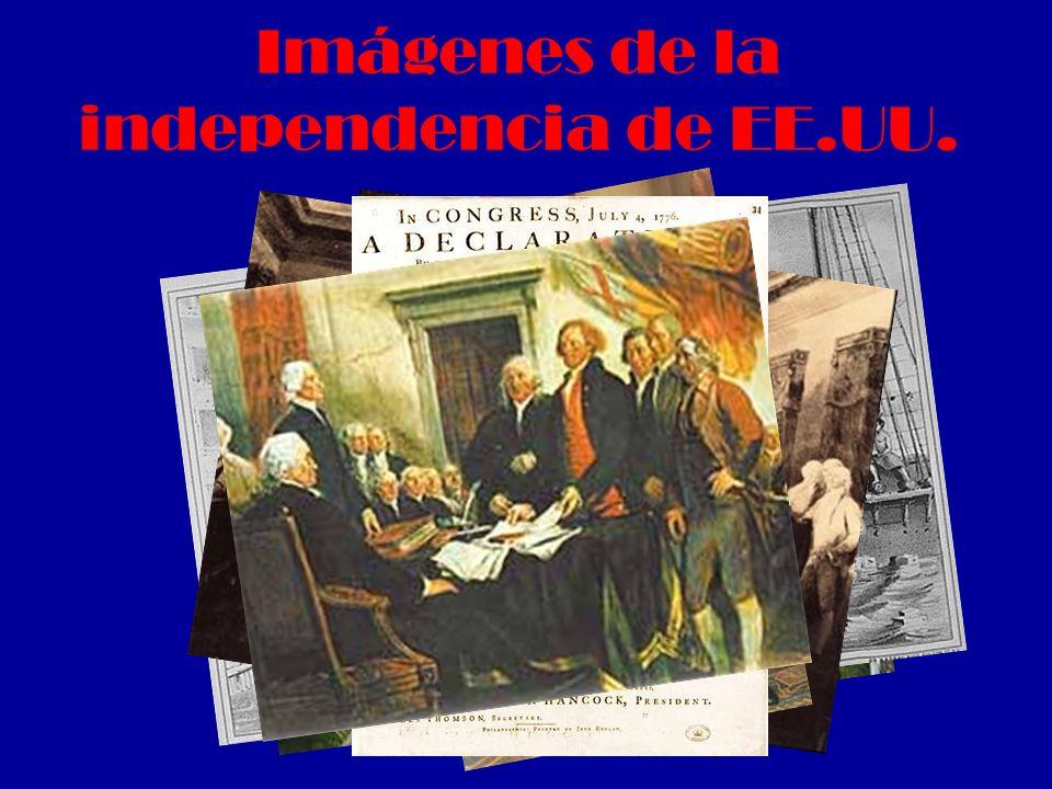 Imágenes de la independencia de EE.UU.