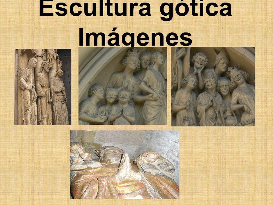 Escultura gótica Imágenes