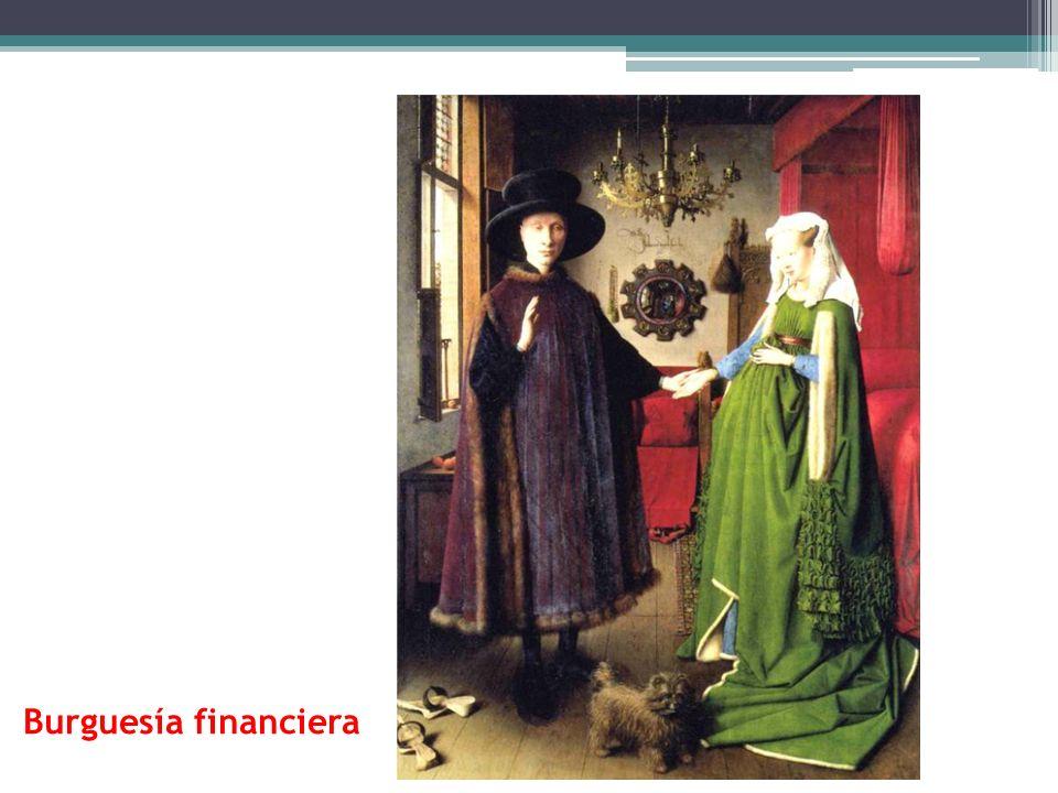 Burguesía financiera