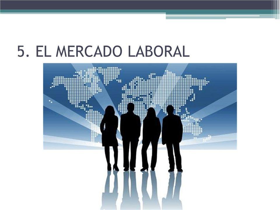5. EL MERCADO LABORAL
