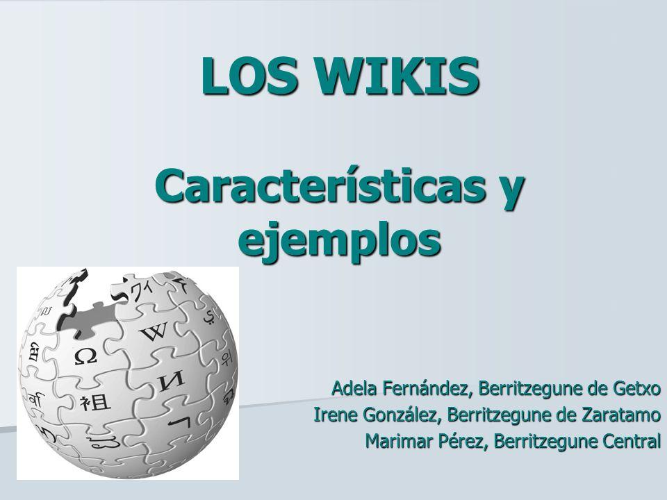 ÍNDICE ¿Qué es un wiki.Definición ¿Qué es un wiki.