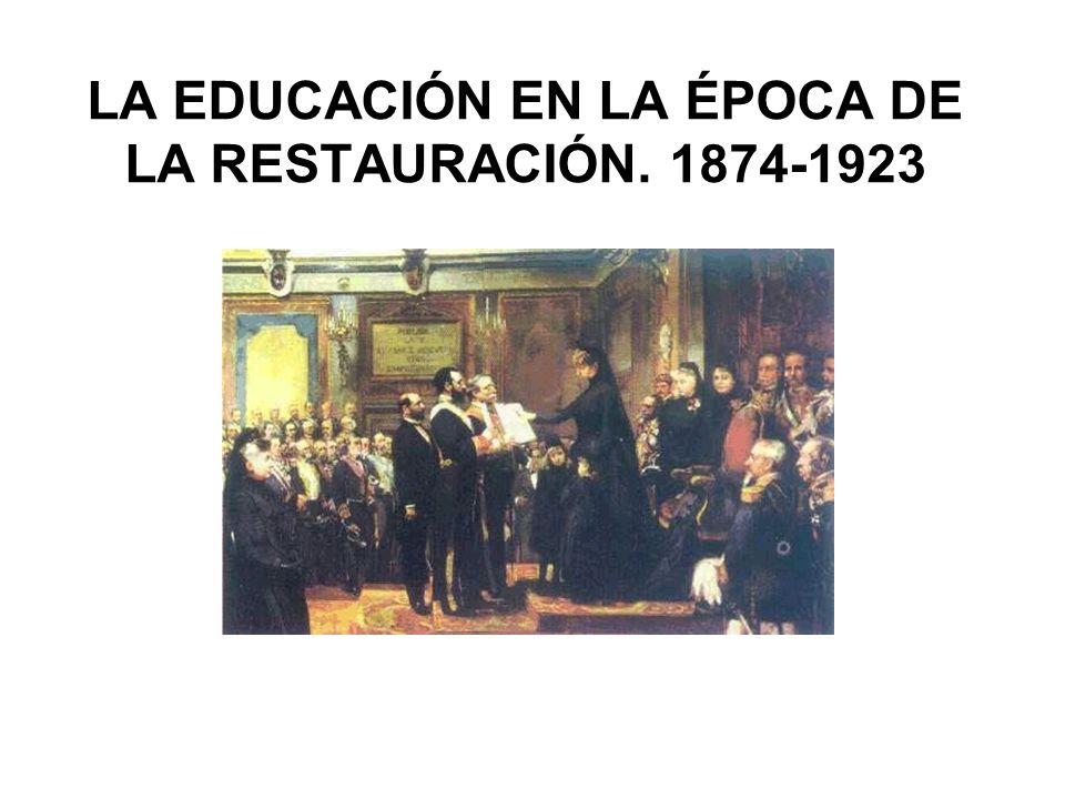 En 1876 se aprueba una nueva constitución que restaura la monarquía constitucional.