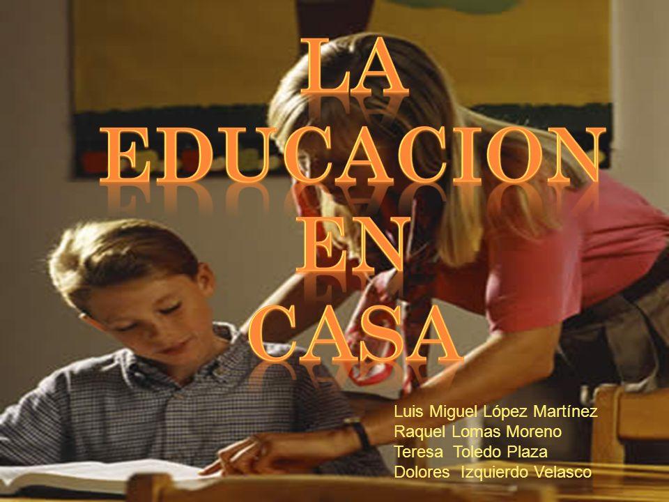 DEFENSORES DE LA EDUCACION EN CASA Adquieren madurez.