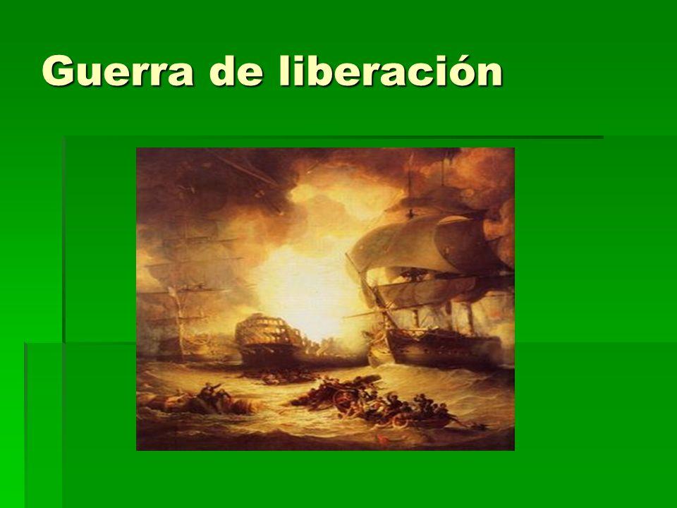 Guerra de liberación