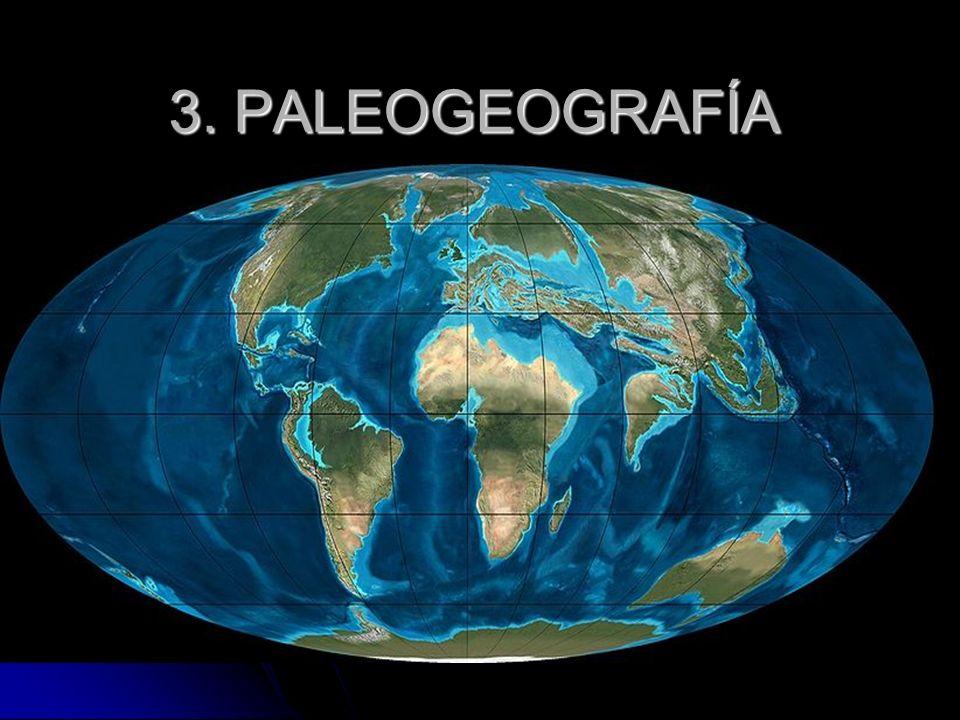 3. PALEOGEOGRAFÍA
