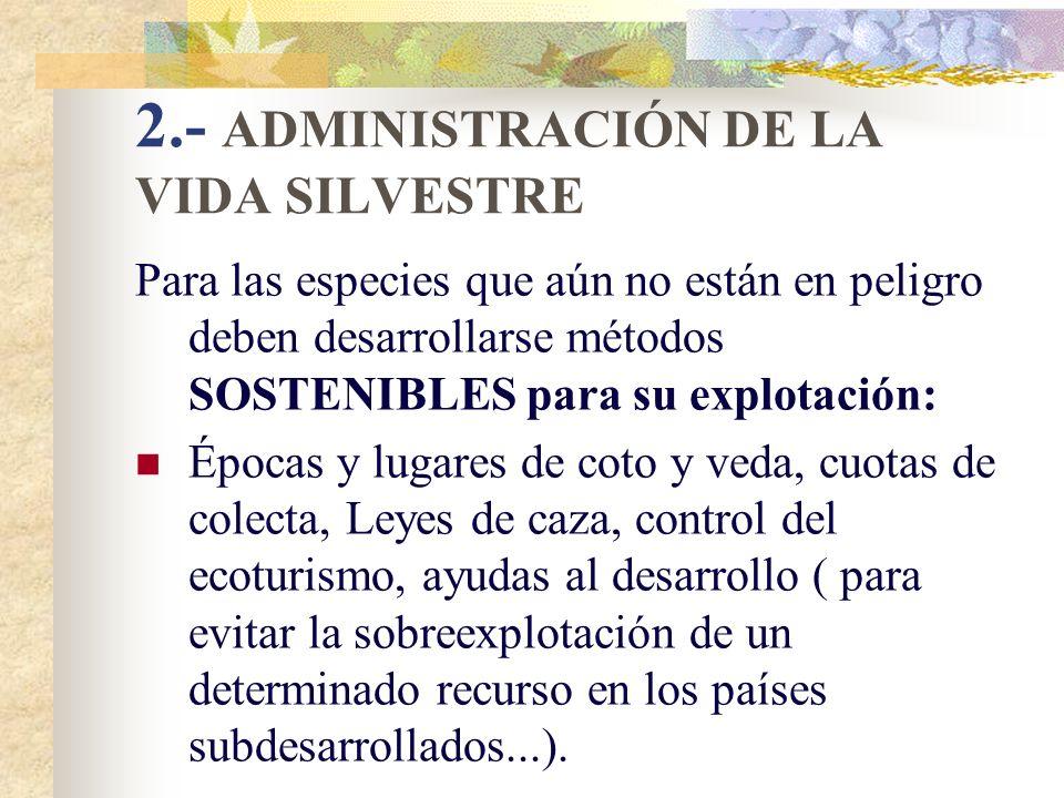 COMO EVITAR LA PÉRDIDA DE BIODIVERSIDAD 1.- PROTECCIÓN DE LAS ESPECIES EN PELIGRO DE EXTINCIÓN: Actualmente la legislación de la mayor parte de los pa