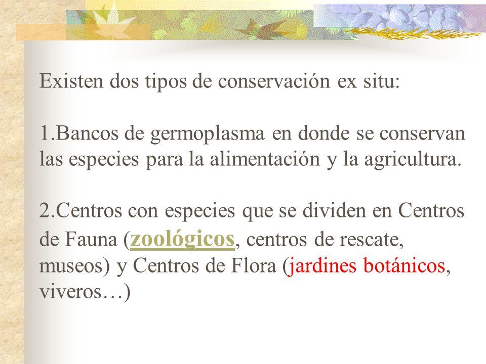 Listas rojas de la Unión Internac. para la conserv. de la Naturaleza Las listas rojas caracterizan a las especies amenazadas en una serie de categoria