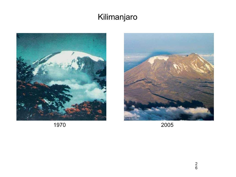 26 19702005 Kilimanjaro
