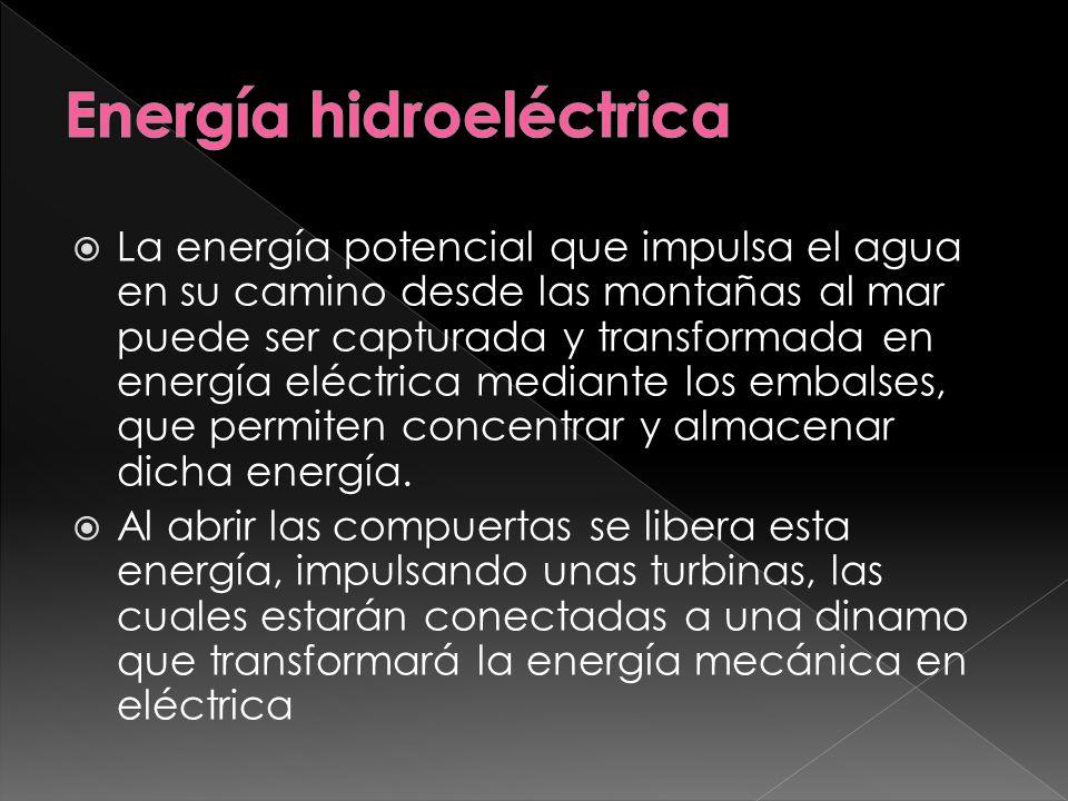 En España sólo el 10% de la energía consumida tiene este origen.