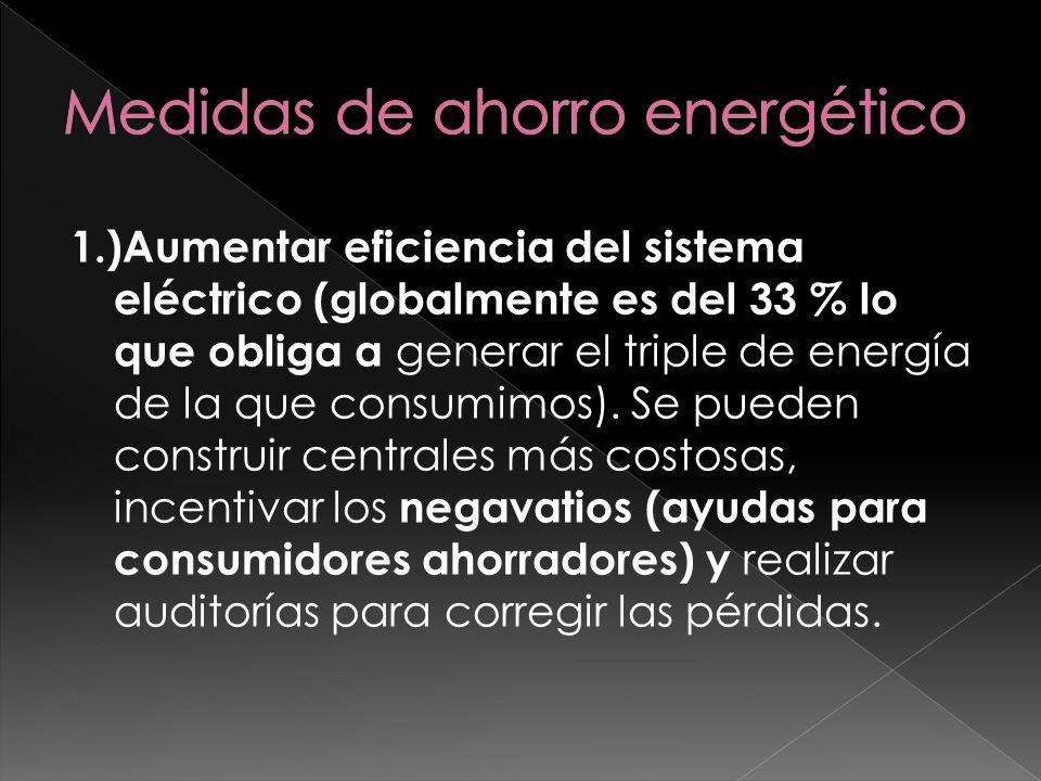 2.)Valorar el coste real de la energía que consumimos a través del ciclo de vida de los aparatos eléctricos.