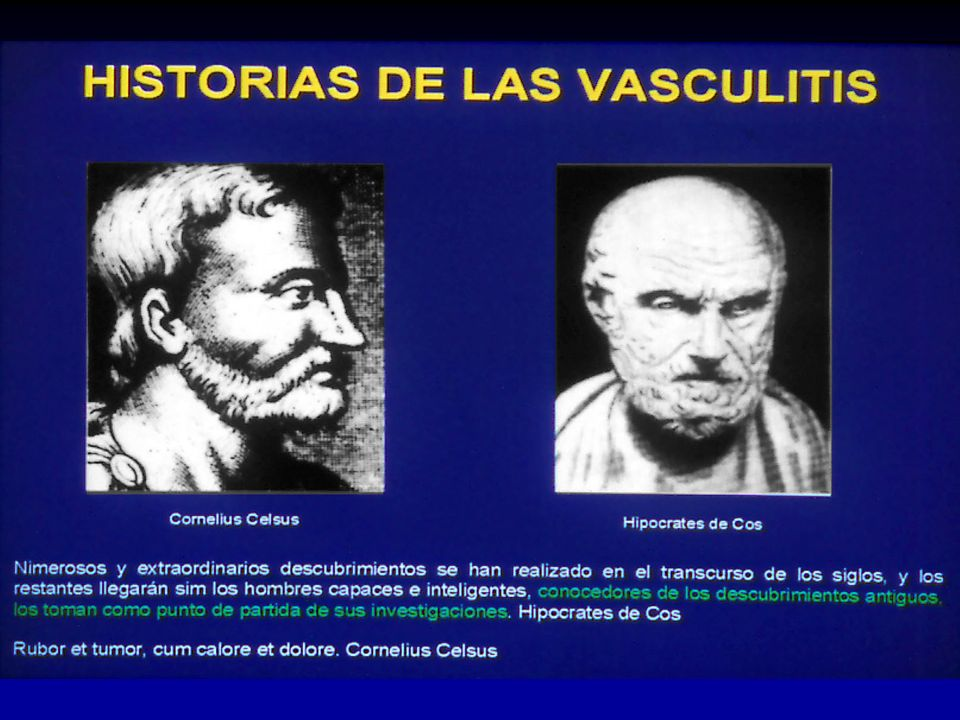 Historia de la granulomatosis de Wegener Wegener