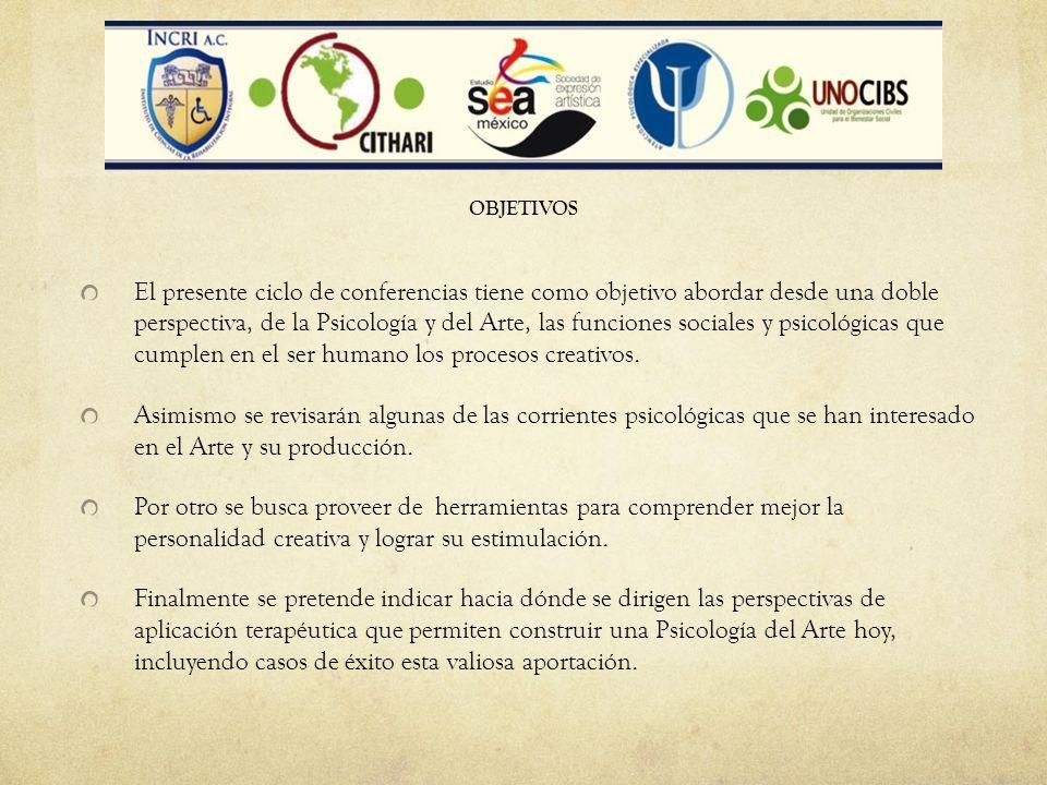 FECHAS DE CONFERENCIAS