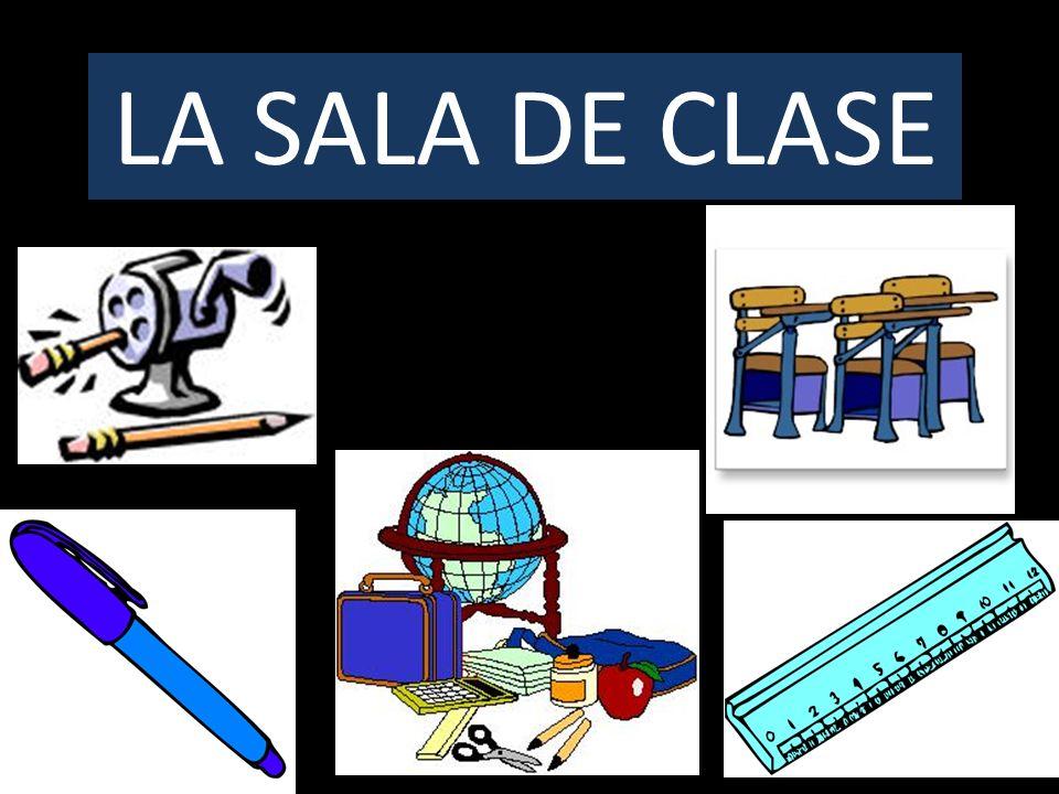 LA SALA DE CLASE