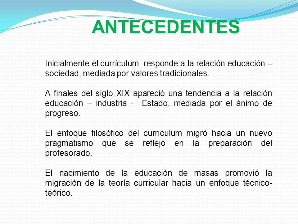CENTROS DE INTERÉS DEL C.T.Objetivos conductuales.