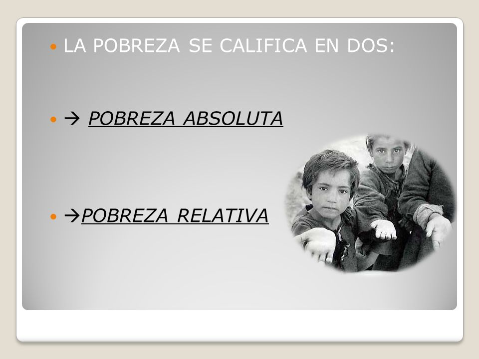 Chile: Baja Pobreza e Inequidad Distributiva alta y Persistente