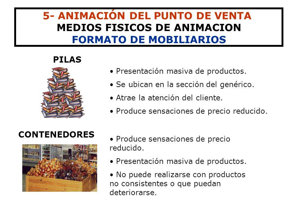 PUNTERA DE GÓNDOLA Es indispensable grandes volúmenes, Grandes carteles. Es para productos de oferta. Es para productos de comunicación masiva. Es par