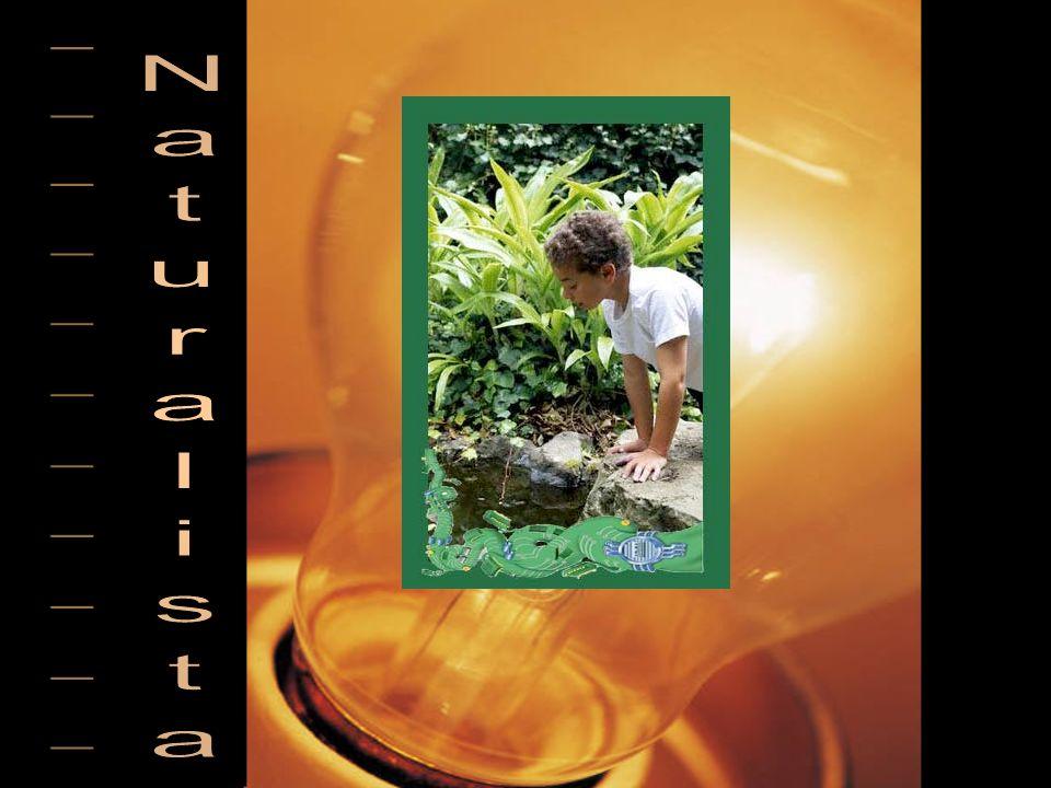 La inteligencia naturalista consiste en el entendimiento del mundo natural incluyendo las plantas, los animales y la observación científica de la naturaleza.