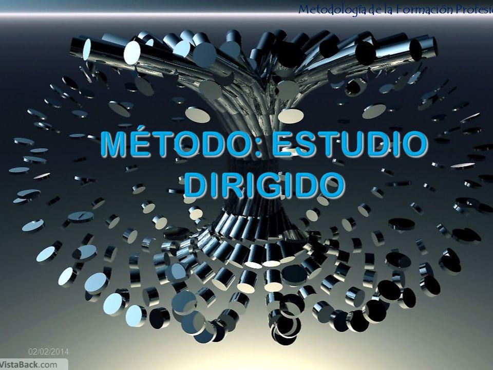 Metodología de la Formación Profesional 02/02/2014