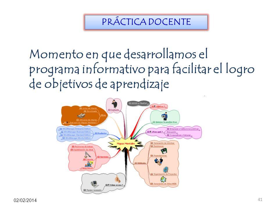 02/02/2014 40 TRABAJO GRUPAL 1.- Debate acerca de formas de motivación y exponerla 2.- Análisis y dialogo acerca de las presentaciones