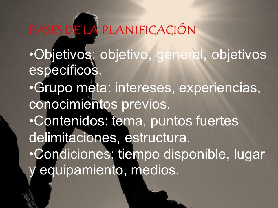 02/02/2014 48 Estructurar correctamente las fases de la planificación. Gestionar la comunicación (interactuar entre las personas) Internalizar las bon