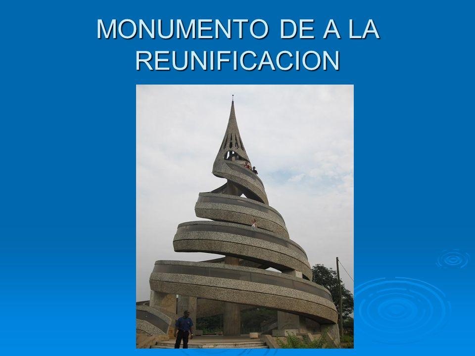 MONUMENTO DE A LA REUNIFICACION