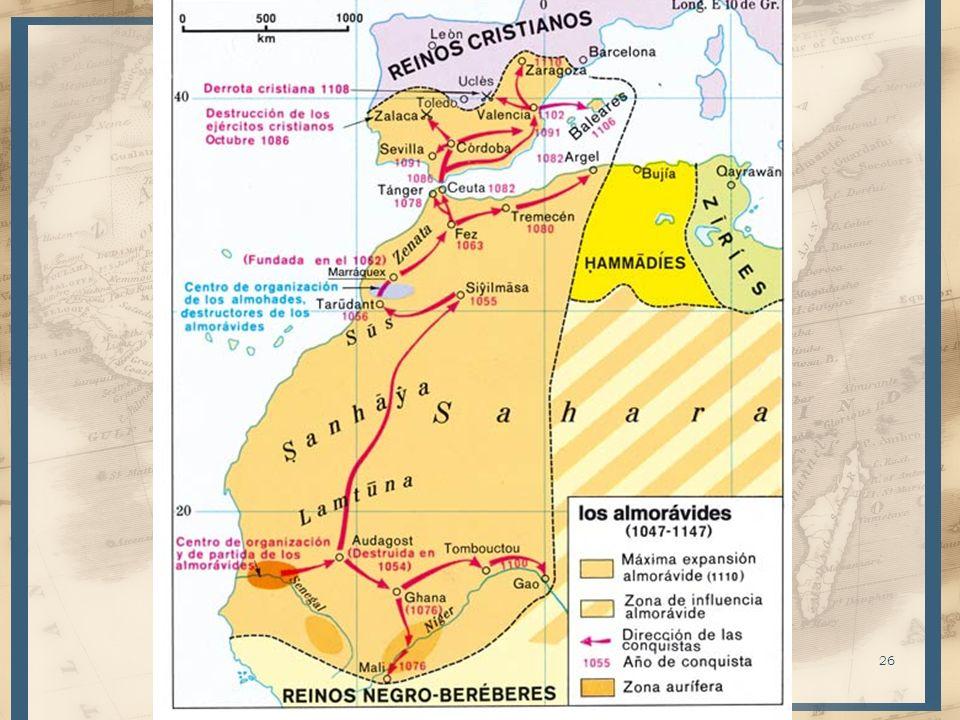 Imperio Almohade (Al-Muwahhidun) P.