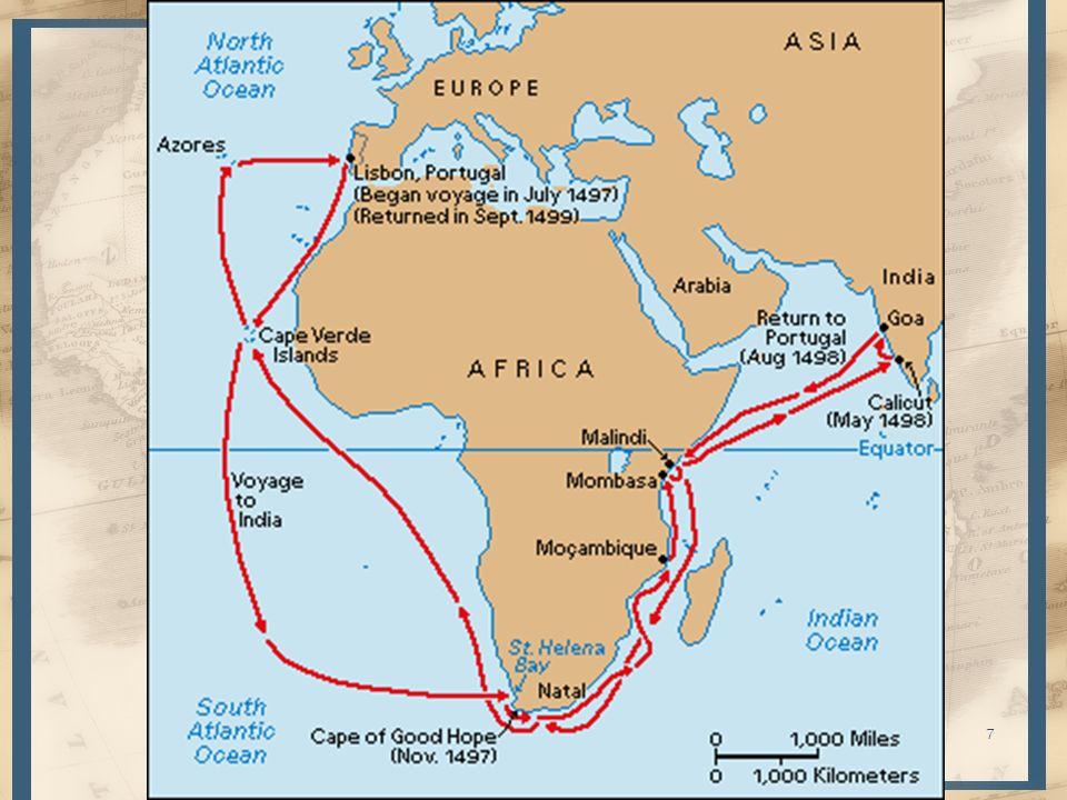 ¿Cómo funcionaba la trata de esclavos.
