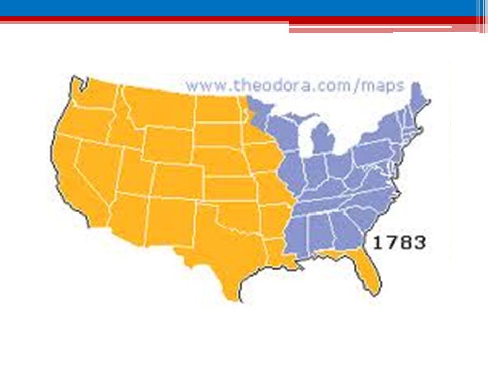 1790s: controversias políticas Federalistas (Alexander Hamilton): quienes creían en un gobierno nacional fuerte y la misión de ser un estado-nación genuino, con autoridad centralizada, economía comercial compleja y lugar de importancia en los asuntos internacionales.