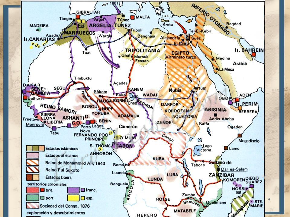 Kanem Bornú – Lago Tchad: desarrollo de otro grupo de civilizaciones – Estados del Sudán central (ca año 1000): punto de encuentro de caravanas Darfur y región del Tchad: puntos de descanso para el comercio entre el este y el oeste del Sudán – S.