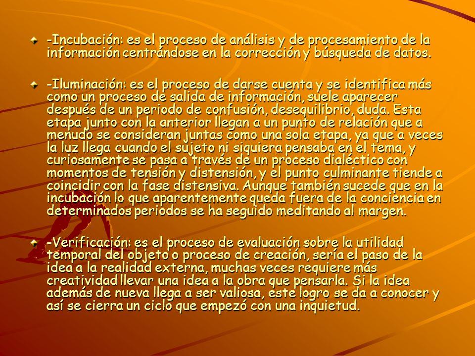 Tomado de http://html.rincondelvago.com/creatividad_1.html Compilado por: Araujo Mariangel, Montiel Yanesker, D´ león Geomar, Izaguirre Dayana, Velàzquez Glendys.