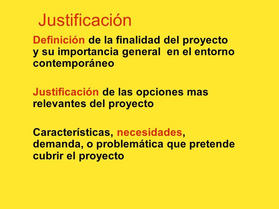 Bases contextuales del proyecto I Justificación II Investigación III Espacio y Tiempo IV Análisis interno del equipo