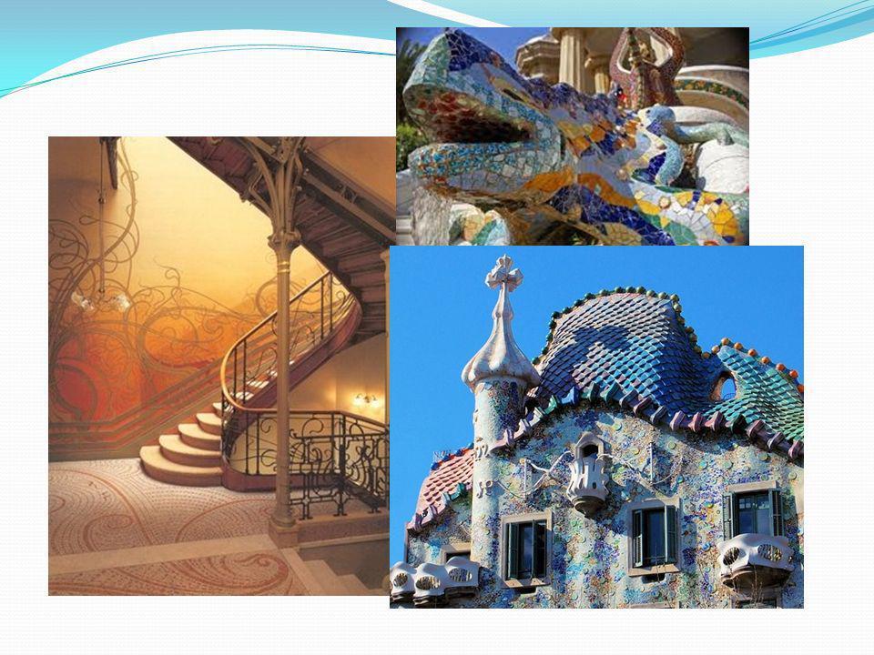 Antoni Gaudí Gaudí nació en Reus(Tarragona)en 1952.Se traslado a Barcelona para estudiar arquitectura.