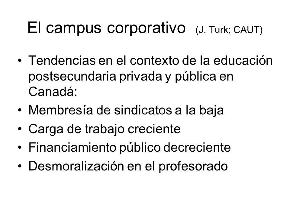 El campus corporativo (J.
