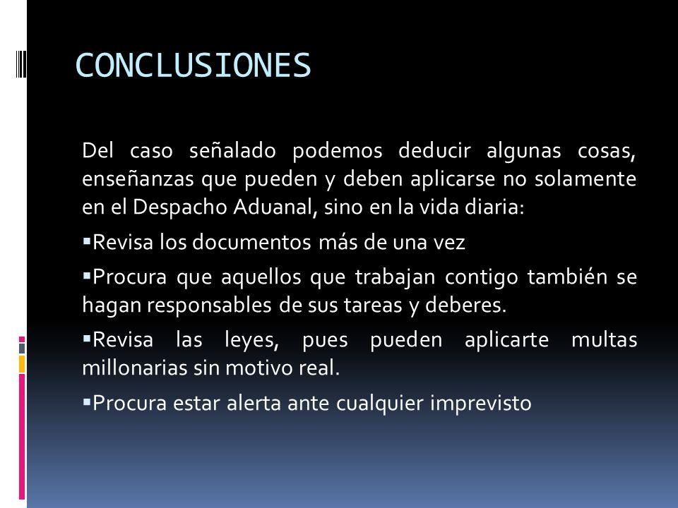 BIBLIOGRAFÍA Despacho aduanero http://www.sedi.oas.org/dctc/AdmAcuerdos/Administracion%20de%20las%20Re glas%20de%20Origen/09%20- %20Presentacion%20despacho%20Aduanero.pdf http://www.aduana- clearance.com.ar/glosario.php http://www.aaacesa.com.mx/asp/aaanws/aaapedi ment.asp http://www.ordenjuridico.gob.mx/Federal/PE/APF/APC/SCT/Reglamentos/260119 94(1).pdf http://www.ordenjuridico.gob.mx/Federal/PE/APF/APC/SCT/Reglamentos/260119 94(1).pdf http://procedimientoadministrativodeejecu.blogspot.mx/2007/05/etapas- embargo-precautorio.html http://procedimientoadministrativodeejecu.blogspot.mx/2007/05/etapas- embargo-precautorio.html http://facultaddederecho.es.tl/Alegatos.htm http://www.diputados.gob.mx/LeyesBiblio/pdf/12.pdf Becerril Hernández, Mario (2010).