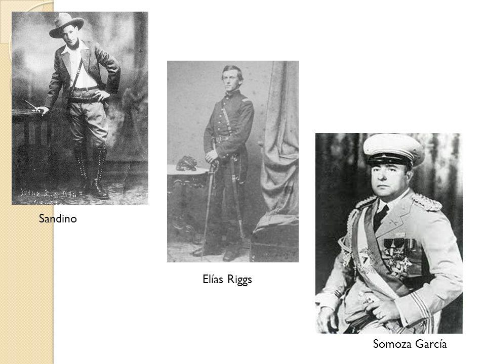 Sandino Elías Riggs Somoza García