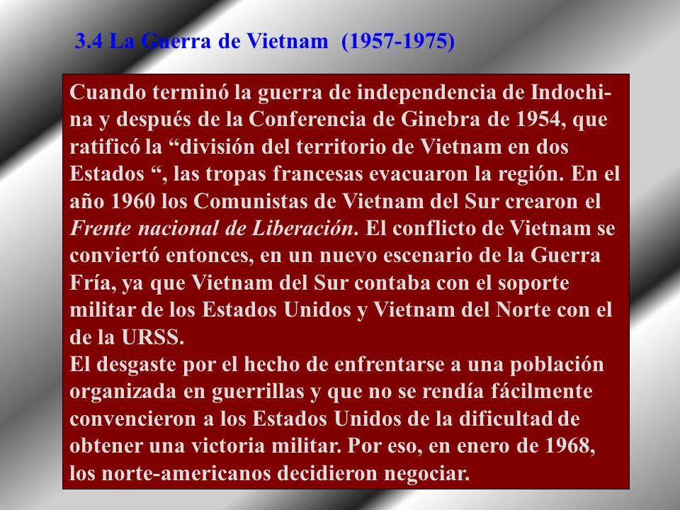3.3-La extensión de los pactos político-militares En el año 1949 se firmo el Pacto Atlántico, que integraba a los Estados Unidos, Canadá y 10 países d