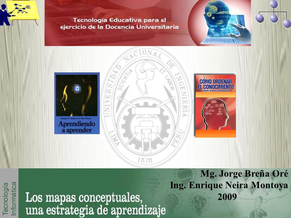 Mg. Jorge Breña Oré Ing. Enrique Neira Montoya 2009