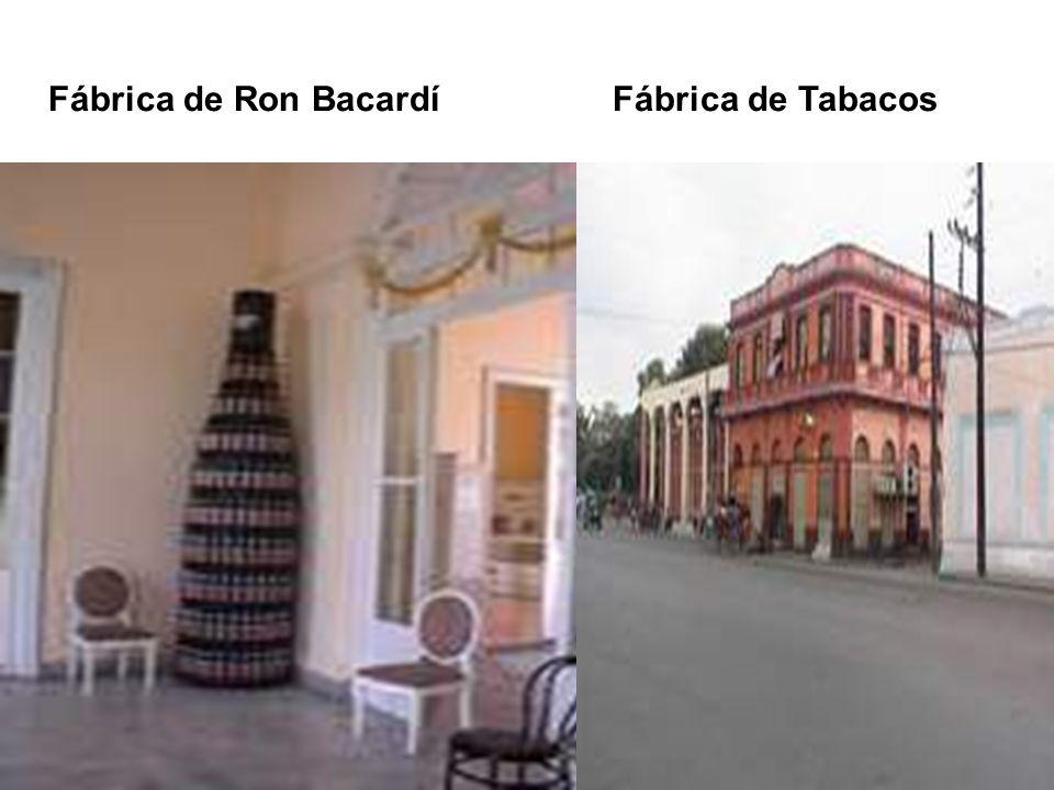 Fábrica de Ron BacardíFábrica de Tabacos