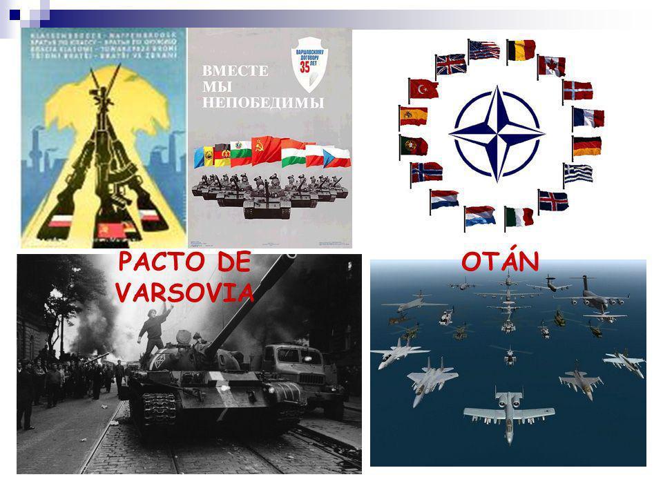 PACTO DE VARSOVIA OTÁN