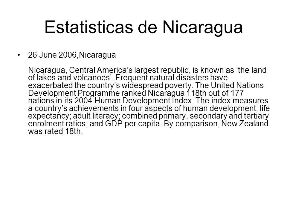 Preguntas de historia de Nicaragua Managua ---no fue fundada por los espanoles en 1524 porque ya habia sido fundada desde 1855.