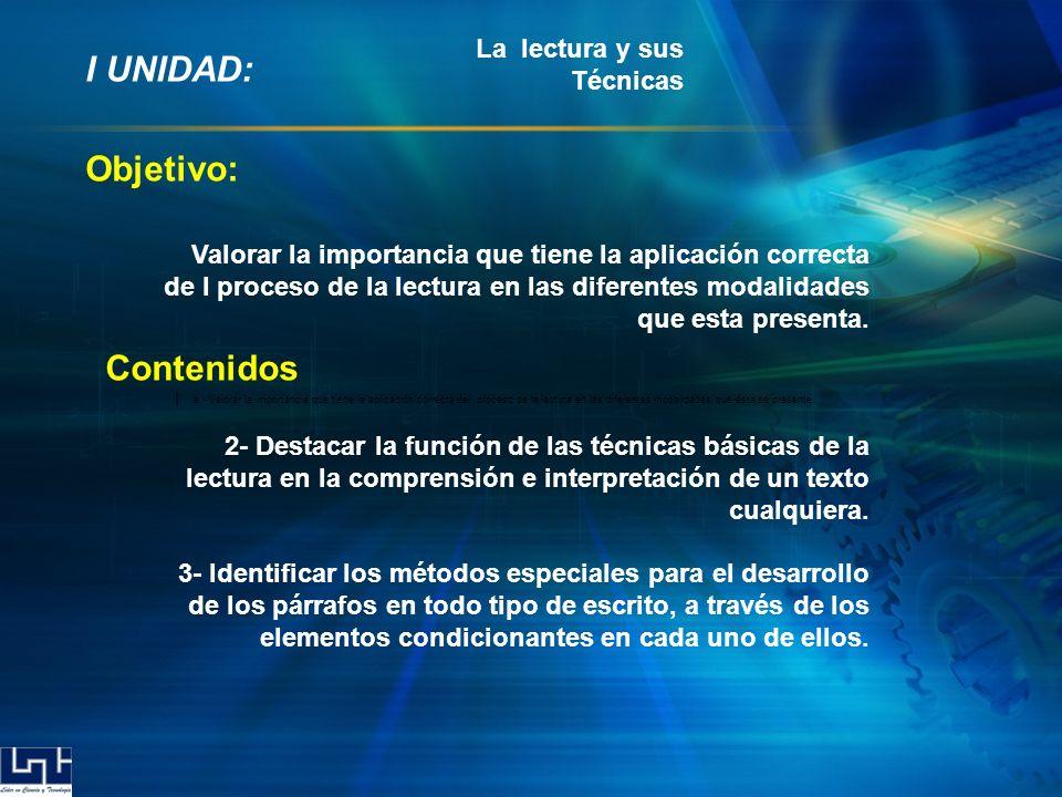 II UNIDAD: Objetivo: Analizar conceptos básicos de las distintas etapas del proceso investigativo.