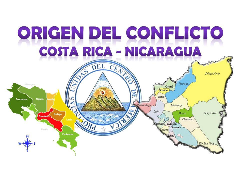Nicaragua es uno de los países mas grandes de Centro América y formaba parte de la confederación de Repúblicas Unidas de Centro América.