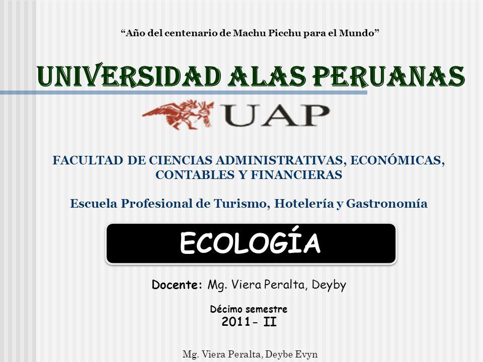 Año del centenario de Machu Picchu para el Mundo UNIVERSIDAD ALAS PERUANAS FACULTAD DE CIENCIAS ADMINISTRATIVAS, ECONÓMICAS, CONTABLES Y FINANCIERAS E