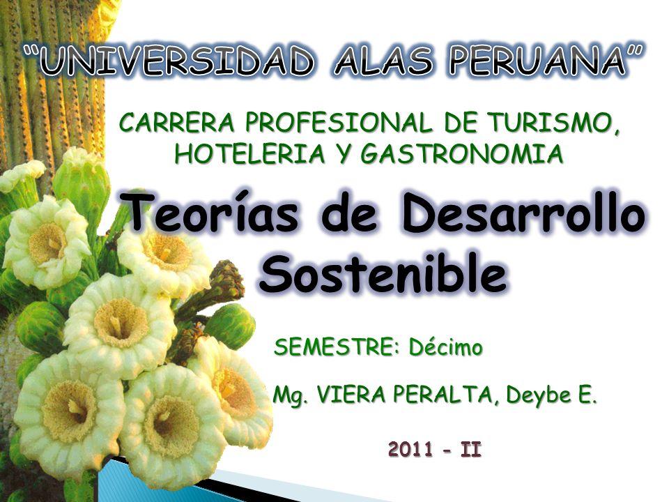 SEMESTRE: Décimo CARRERA PROFESIONAL DE TURISMO, HOTELERIA Y GASTRONOMIA Mg.