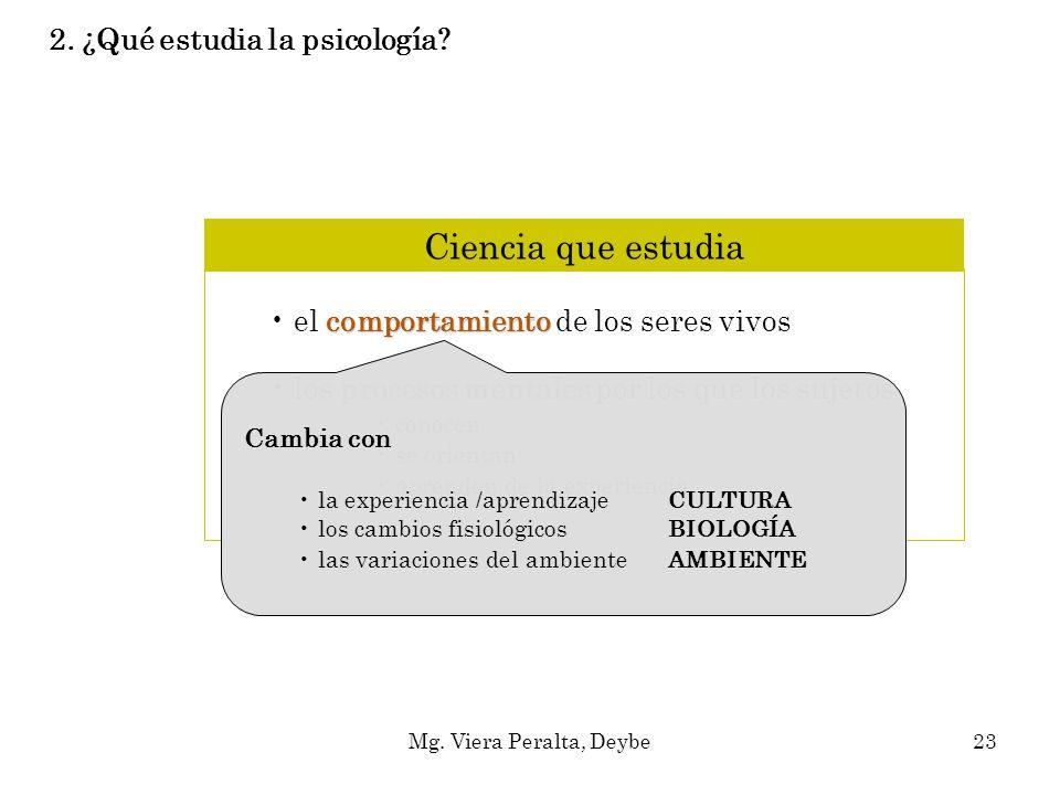 Ciencia que estudia comportamiento el comportamiento de los seres vivos procesos mentales los procesos mentales por los que los sujetos conocen se ori