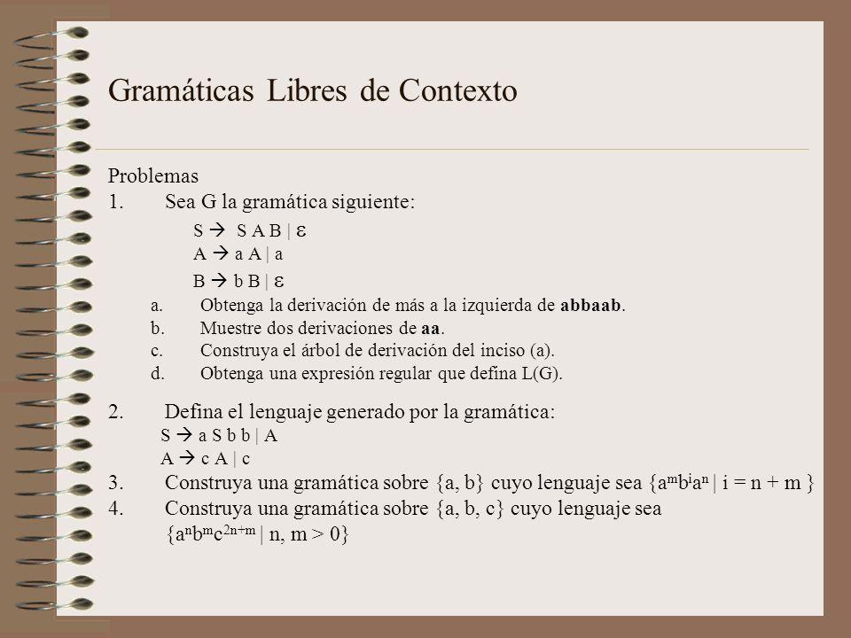 Cada lenguaje de programación posee reglas que prescriben la estructura sintáctica de los programas bien-formados.
