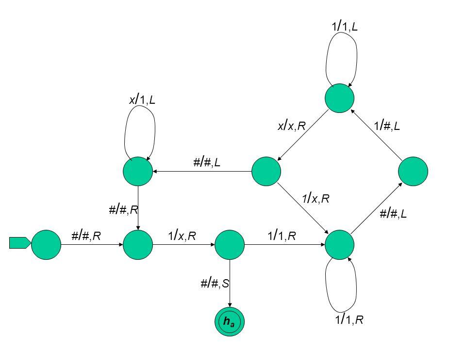 # / #,R1/x,R1/x,R1 / 1,R # / #,L # / #,S # / #,R x / 1,L 1 / 1,L haha 1 / 1,R 1 / #,L # / #,L x/x,Rx/x,R 1/x,R1/x,R