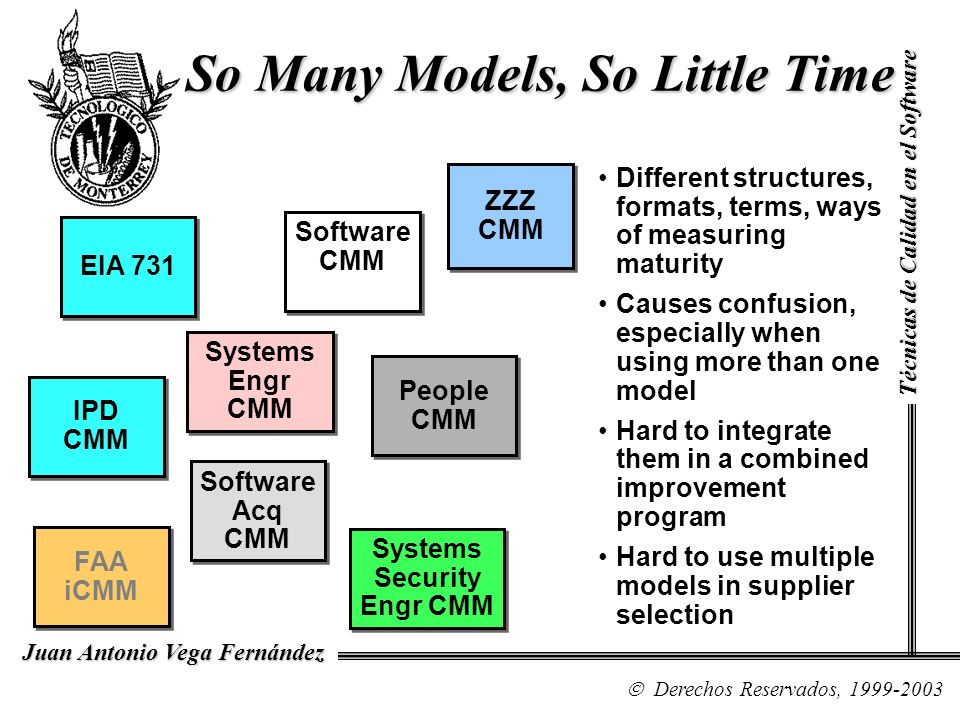 Capability Levels are Cumulative Because capability levels build upon one another, there can be no gaps.