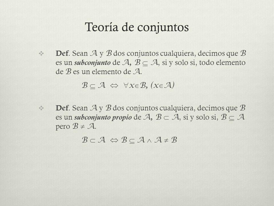 Inducción Matemática Definición Sea el conjunto C = {x N | P (x)}, si se satisface: PASO BASE: Demostrar que se cumple para 1.